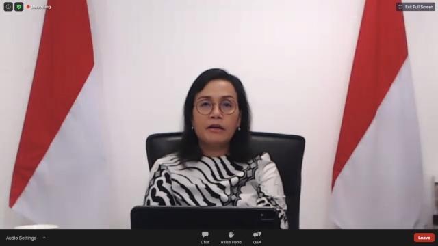 Sri Mulyani Ungkap Komitmen G20 Soal Pemulihan Ekonomi Sampai Pandemi Usai (8078)
