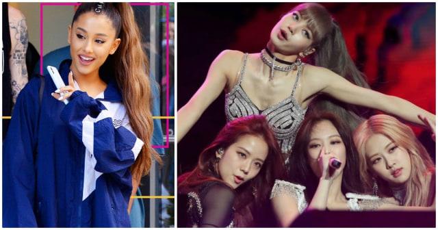 Gosip KPop: Ariana Grande Mengungkap Turut Serta dalam Lagu Baru BLACKPINK  (101663)