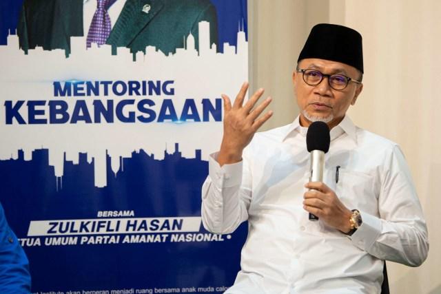 Zulhas Bicara Prabowo-Sandi di Kabinet Jokowi: Masyarakat Telanjur Terbelah (86542)