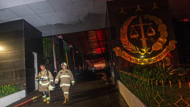 Kebakaran Gedung Kejagung: Ada Tindak Pidana hingga Peluang Penetapan Tersangka (39822)