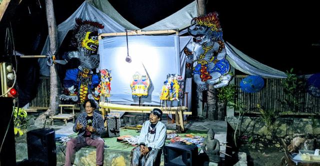 Omah Budaya Kahangnan Resmi Dibuka, Jadi Galeri Wayang Pertama di Jogja (53690)