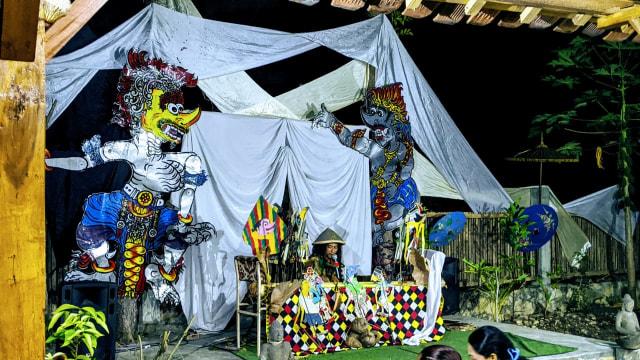 Omah Budaya Kahangnan Resmi Dibuka, Jadi Galeri Wayang Pertama di Jogja (53694)