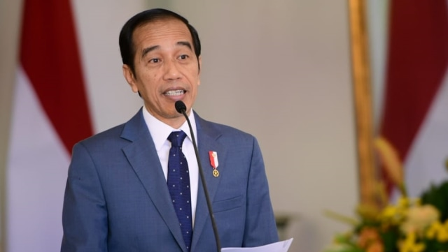 Jokowi Sampaikan Situasi Corona RI: Vaksinasi hingga Antisipasi Long Weekend (65728)