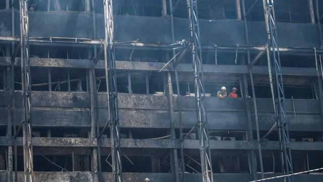 Fakta Baru soal Kebakaran Dahsyat di Kejaksaan Agung (6)