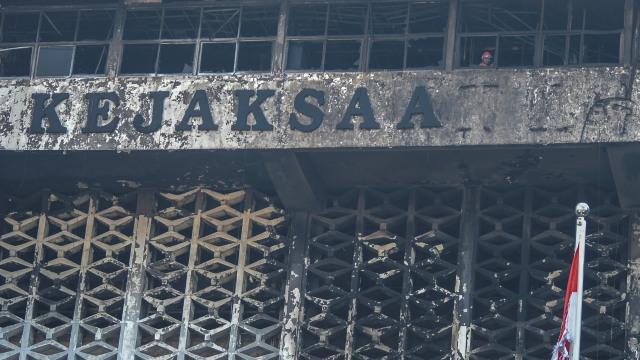 Kebakaran Gedung Kejagung: Ada Tindak Pidana hingga Peluang Penetapan Tersangka (39820)