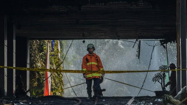 Kebakaran Gedung Kejagung: Ada Tindak Pidana hingga Peluang Penetapan Tersangka (39823)