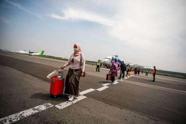 Kota Bandung Kembali Terima Penerbangan Pesawat Jet Domestik (155791)