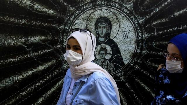 Kabar Corona Dunia: Prediksi Gelombang Ketiga; Kasus Harian Tertinggi di Turki (10969)