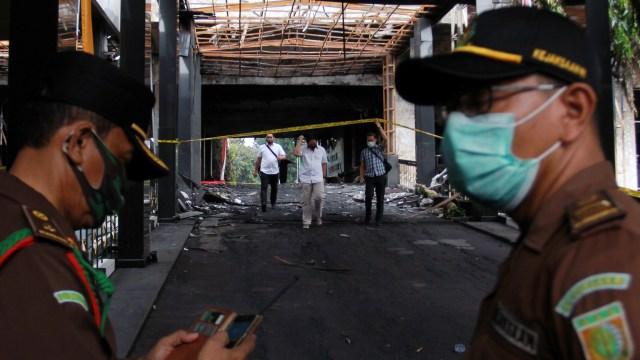 50 Saksi Kebakaran Kejagung Telah Diperiksa, Termasuk Jaksa dan Cleaning Service (7966)