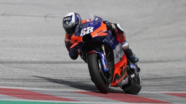 Hasil FP4 MotoGP Portugal 2020: Pol Espargaro Tercepat, Nakagami Terjatuh (44324)