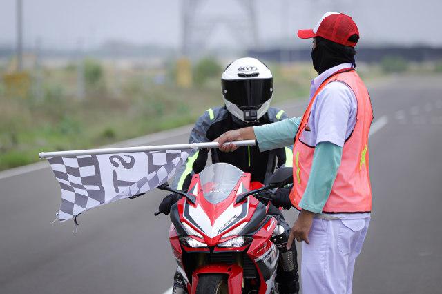 AHM Punya Sirkuit Safety Riding Terbesar di Asia Tenggara  (100576)