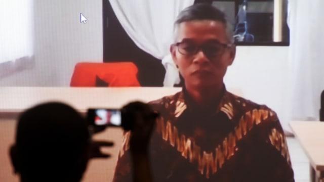 Hakim Tolak Banding KPK soal Pencabutan Hak Politik Eks Komisioner KPU Wahyu (511306)