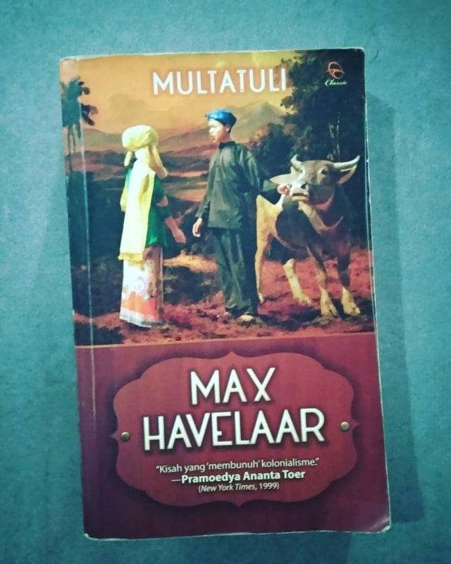 Membaca Kolonialisme dari Novel Max Havelaar (404099)