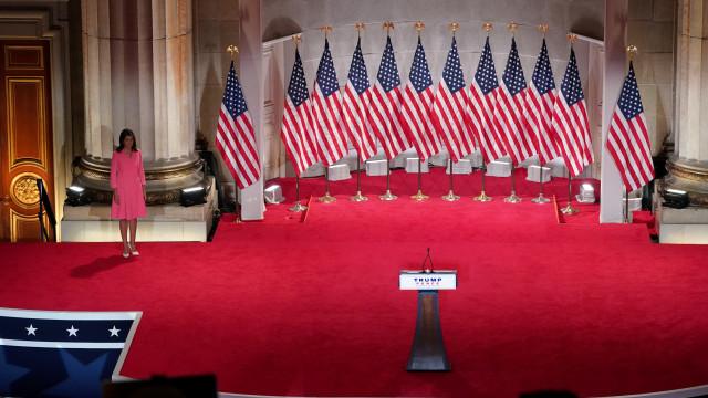 Donald Trump Terima Nominasi Calon Presiden dari Partai Republik (31743)