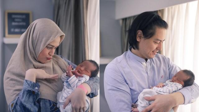 Cerita Cut Meyriska soal Pemberian MPASI untuk Anak Pertamanya (289954)