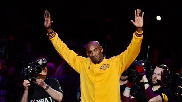 Kyrie Irving Anggap Kobe Bryant Seorang 'Dewa' (229265)