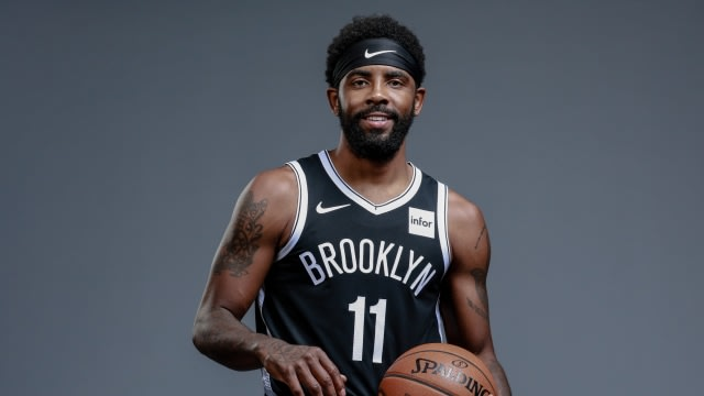Kyrie Irving Anggap Kobe Bryant Seorang 'Dewa' (229266)