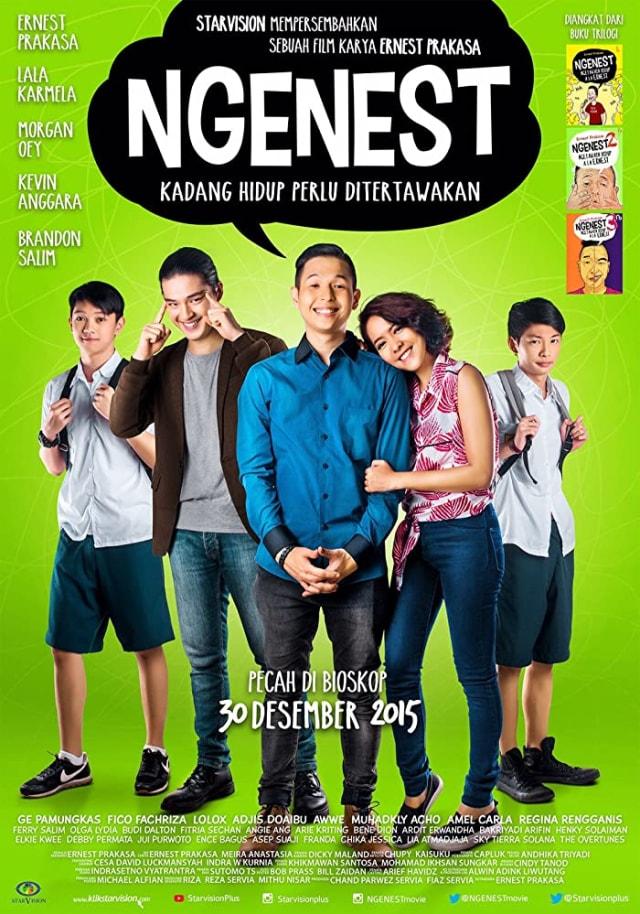 5 Film Drama Komedi Besutan Ernest Prakasa (24329)