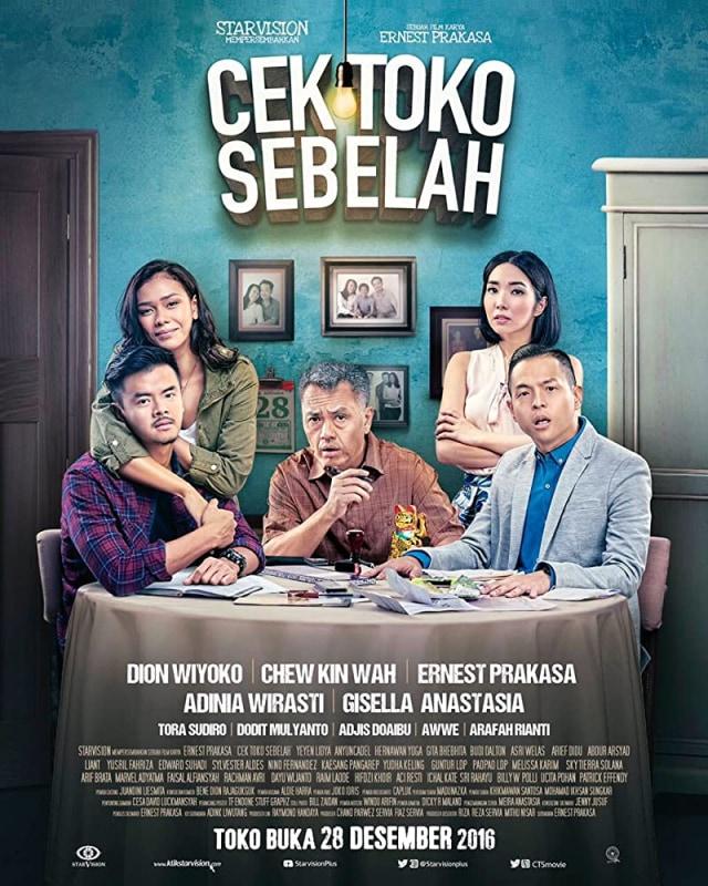 5 Film Drama Komedi Besutan Ernest Prakasa (24330)