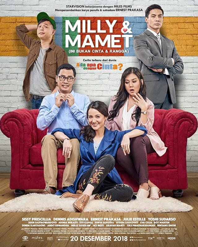 5 Film Drama Komedi Besutan Ernest Prakasa (24332)