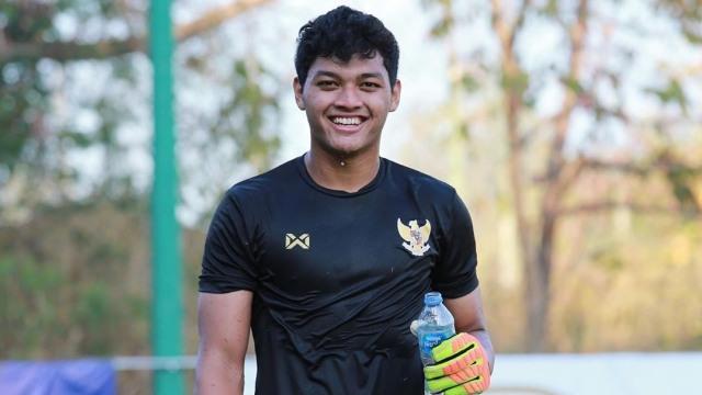 3 Kiper Dibawa Shin Tae-yong, Siapa Layak Jadi No 1 Timnas Indonesia? (1)