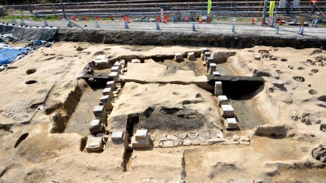 1.500 Lebih Tulang Belulang Manusia Ditemukan di Situs Kuno Osaka (159221)