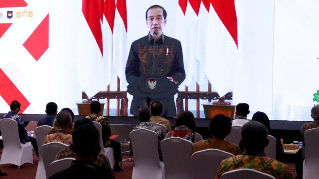 Jokowi: Setelah Pandemi, Masyarakat Akan Suka Olahraga di Ruang Terbuka (275535)