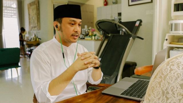 Anak Minta Giring Hapus PR Jika Terpilih Jadi Presiden (289593)