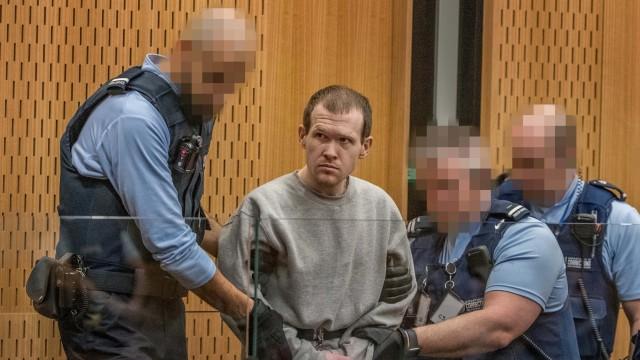 Pelaku Pembantaian 51 Warga Muslim di Selandia Baru Dihukum Seumur Hidup