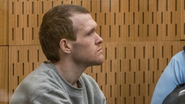 Pelaku Pembantaian 51 Warga Muslim di Selandia Baru Dihukum Seumur Hidup (1)