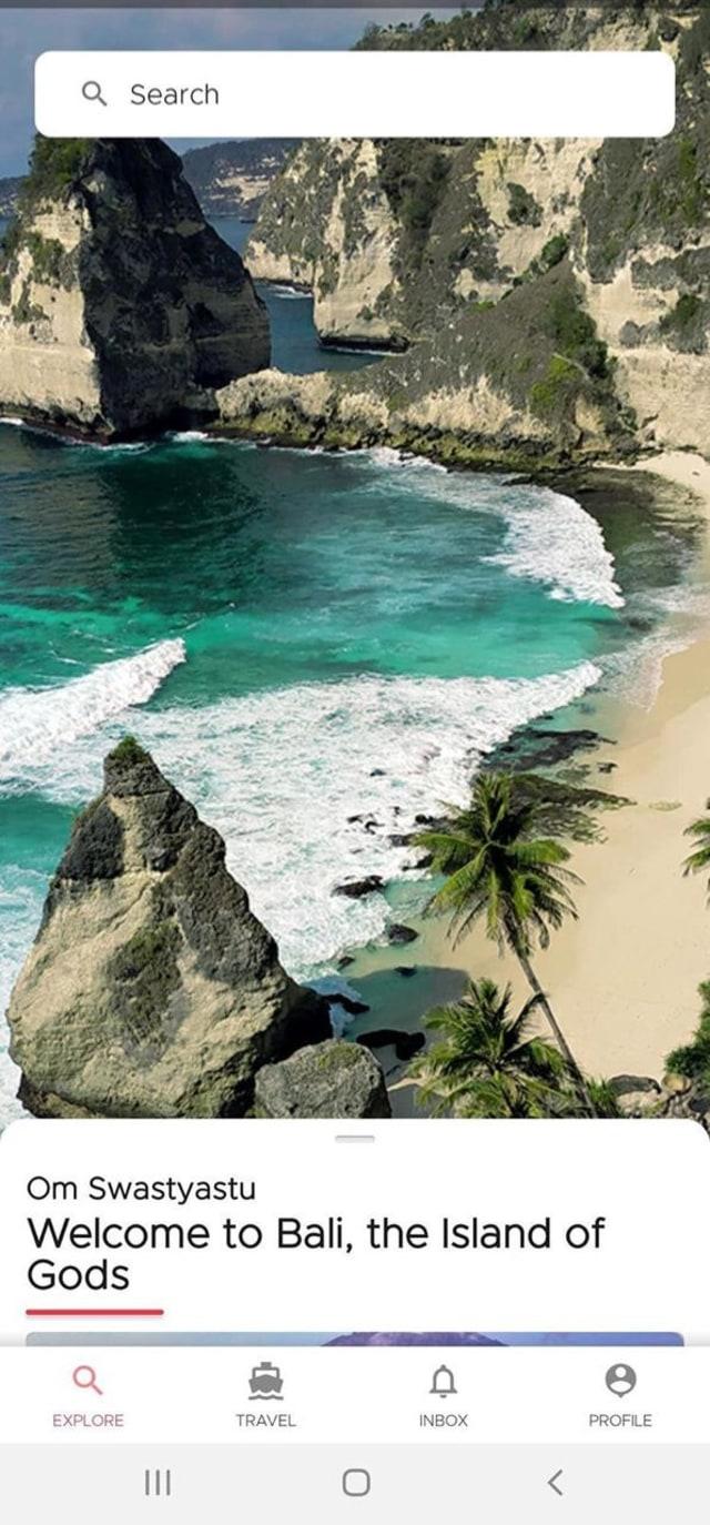 Mau ke Bali? Traveler Jangan Lupa Unduh Aplikasi Ini (702866)
