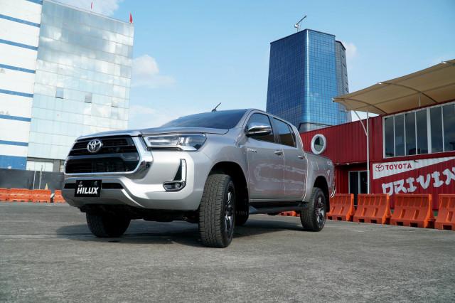 Toyota New Hilux 2020 Meluncur di Indonesia, Harganya Naik Rp 7 Jutaan (7214)
