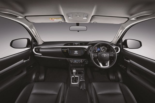 Toyota New Hilux 2020 Meluncur di Indonesia, Harganya Naik Rp 7 Jutaan (7211)
