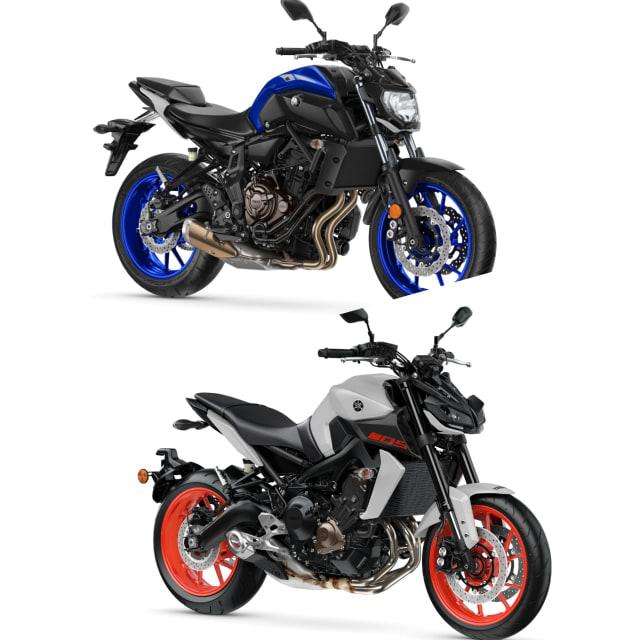 Yamaha MT-07 dan MT-09 Dikirim ke Konsumen Bulan Ini, Inden? (218693)