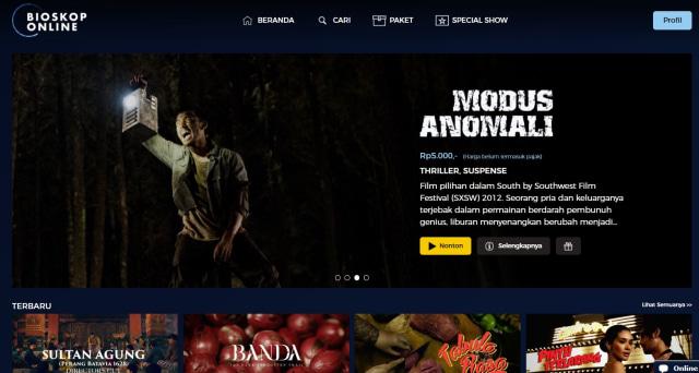 Filmapik Bukan Tempat Nonton Legal, Pindah Bioskoponline.com Saja! -  kumparan.com
