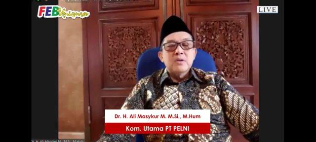 FEB UNISMA Bahas Trading in Influnce Dalam Pendidikan Anti Korupsi (586938)