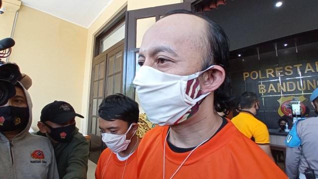 BNN Jabar: Rehab 'Jamal' Preman Pensiun Belasan Juta Rupiah, tapi Ditangkap Lagi (360012)