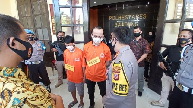 BNN Jabar: Rehab 'Jamal' Preman Pensiun Belasan Juta Rupiah, tapi Ditangkap Lagi (360014)