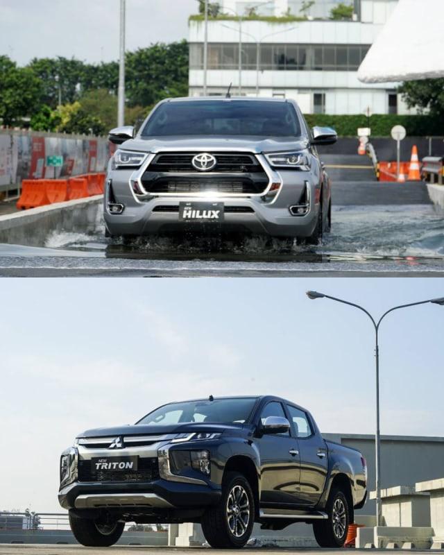 Berita Populer: Komparasi Toyota Hilux dan Mitsubishi Triton, Hyundai Palisade (23519)