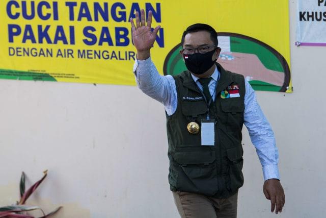 Ridwan Kamil Dukung Kebijakan DKI: Status PSBB Bodebek Belum Dicabut (40008)