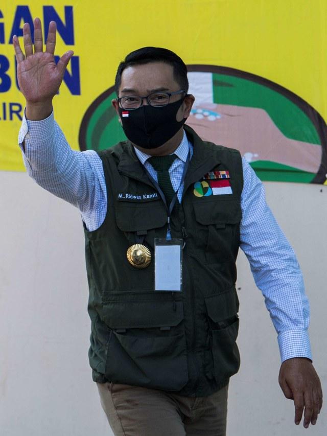 Ridwan Kamil Dukung Kebijakan DKI: Status PSBB Bodebek Belum Dicabut (40007)