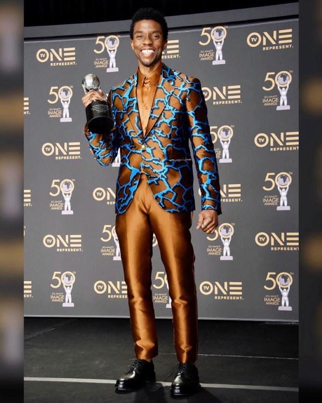 Chadwick Boseman Tak Dapat Piala Oscar, Netizen Kecewa (618413)