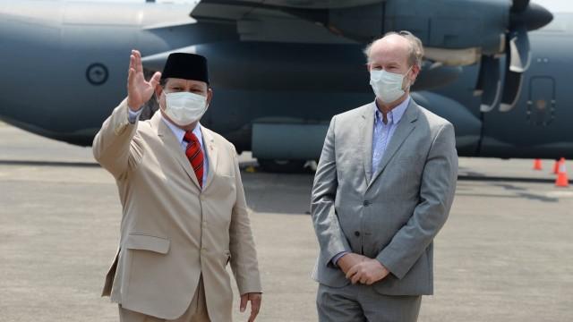 Respons Kemhan soal Kabar Prabowo Dapat Visa Kunjungan ke AS (99109)