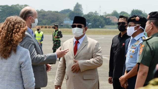 Prabowo Akan Belanja Alutsista di Eropa: 48 Jet Tempur Rafale dan 15 Eurofighter (107717)