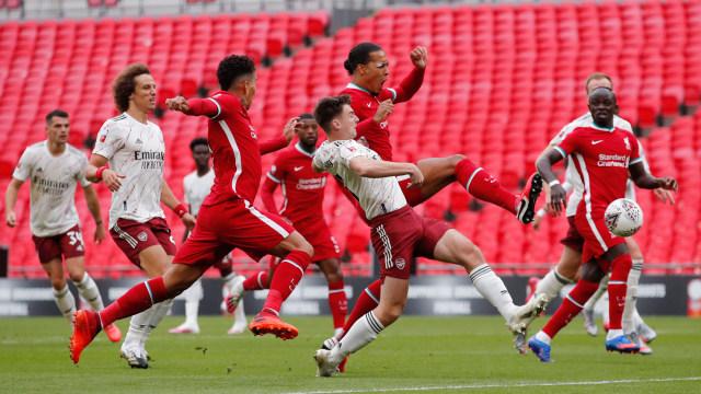Arsenal vs Liverpool: Arteta Puji Permainan Agresif Anak Asuhnya (76043)