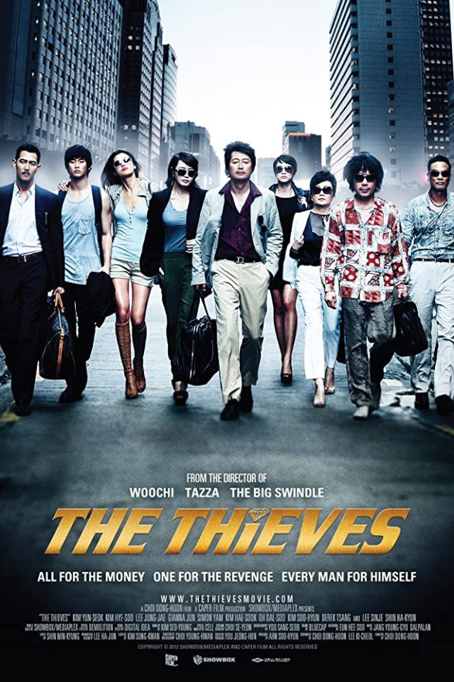 Sinopsis Film The Thieves, Tayang Malam Ini di K-Movievaganza Trans 7 (11620)