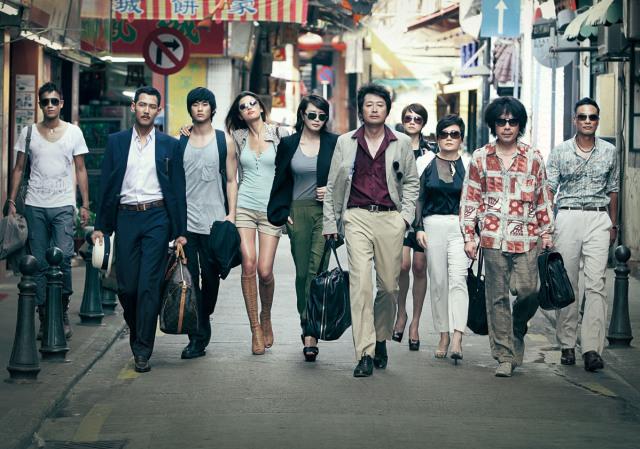 Sinopsis Film The Thieves, Tayang Malam Ini di K-Movievaganza Trans 7 (75781)