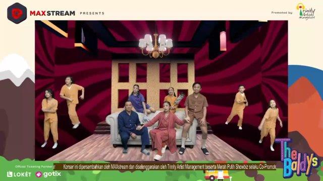 Kompaknya Naura dan Keluarga Memulai Konser Virtual Semesta Cinta (116367)