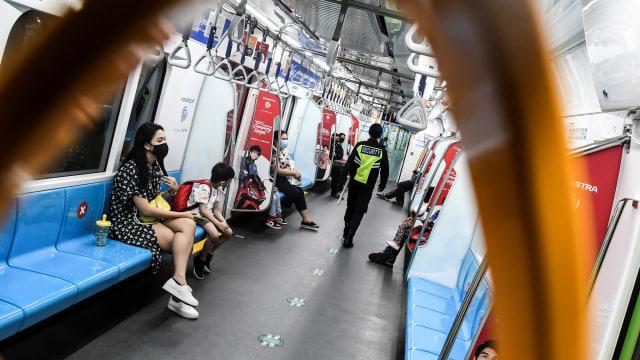 Satgas: Tingkat Penularan Corona di Bus Lebih Tinggi Dibandingkan MRT (293171)