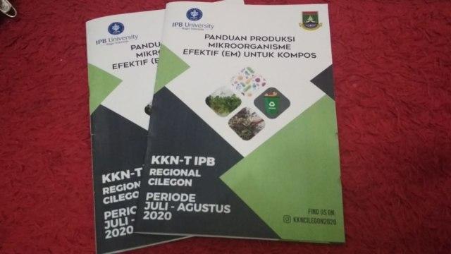 Mahasiswa IPB Bantu Atasi Masalah Pertanian di Cilegon, Kota Industri (517257)